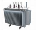 京湖電器出售油浸式變壓器 3