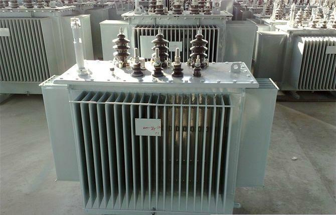 京湖電器出售油浸式變壓器 4