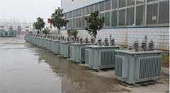 黑龍江出售油浸式變壓器