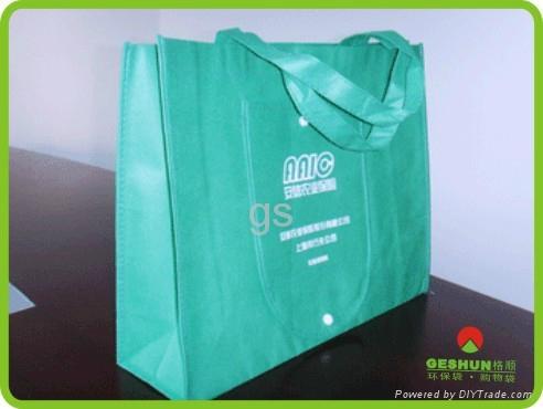 中山无纺布购物袋 1