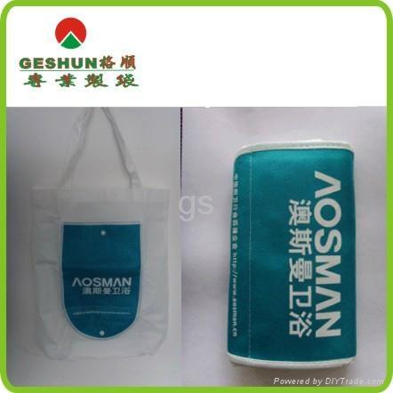 中山无纺布购物袋 3