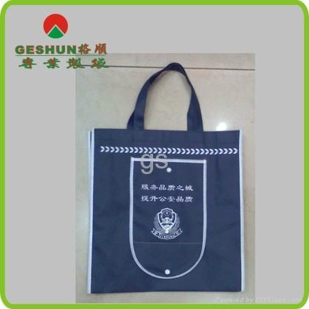 中山无纺布购物袋 4