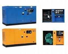 Silence Diesel Generator Sets