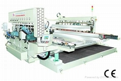 DTS-8 Glass Straight Line Edging Machine (8 Spindles)