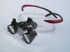 Ultra-Light 2.5x Dental Binocular Loupes Magnifier Free Shipping