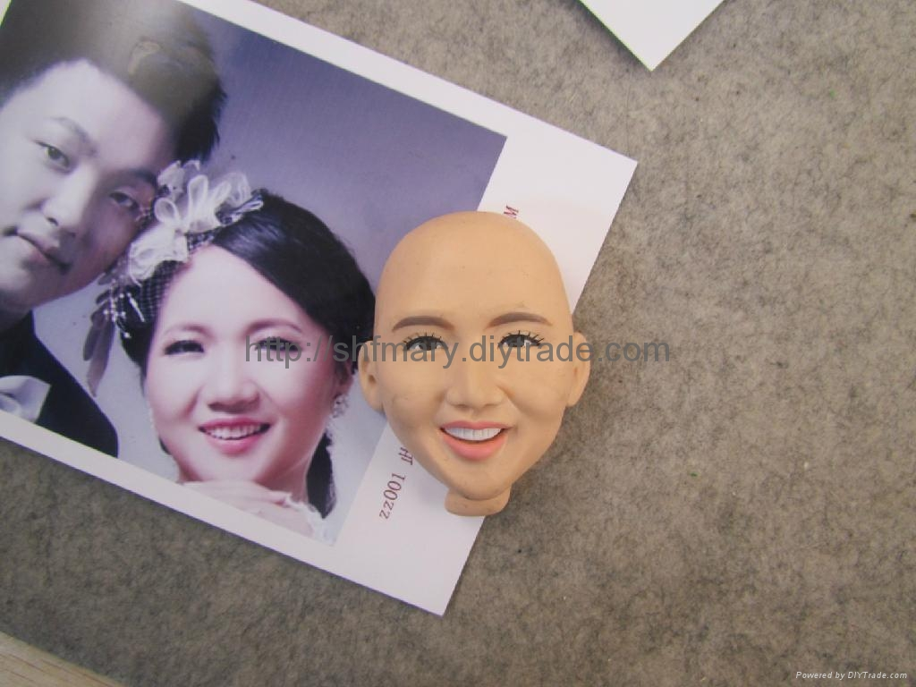 Wedding Gift,wedding supplier,Wedding souvenirs.DIY Bobble Head 2