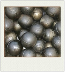 Casting steel ball for cement industry