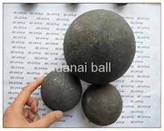 Forged Grinding Media ball Dia20mm-Dia150mm \for mine