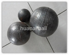20mm-130mm cast iron steel ball for mining for ball mill