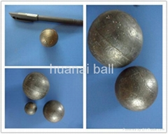Cement Plant Grinding Media casting Balls for mine