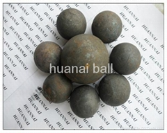 Cement Mill grinding Media Forged Balls For mine