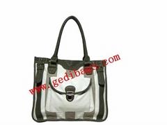 lady fashion PU leather handbags