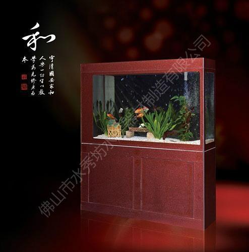 免换水生态鱼缸 2