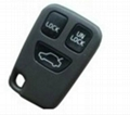 New product Volvo 3 buttons remote car