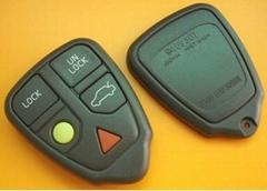 Vo  o 5 buttons car remote key cover