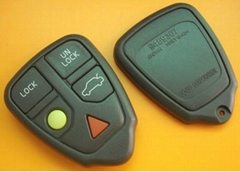 Volvo 5 buttons car remote key cover