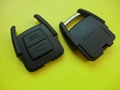 Opel Vauxhall 2 button remote case car