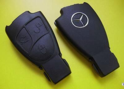 Benz Smart mercedes remote key shell 3 button  1