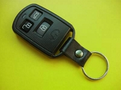 Hyundai New style Sonata 3 buttons remote car key cover