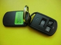 Hyundai New style Sonata 3 buttons remote car key cover 3
