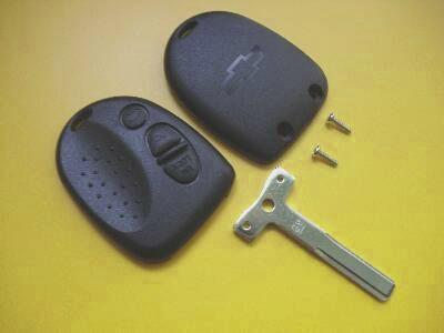 Chevrolet Holden remote key shell car key 1
