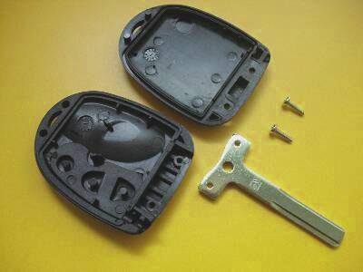 Chevrolet Holden remote key shell car key 2