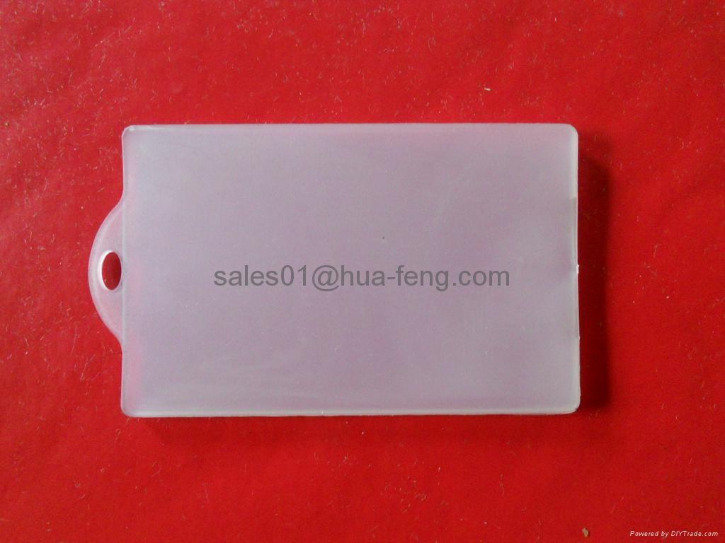PVC card holder 5