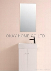 MDF modern bathroom cabinet furniture BF10251