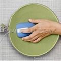 Zipper mouse pad