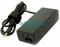 Laptop AC Adapter for Acer 19V 3.16A 60W (5.5*2.1mm)
