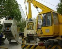机械设备吊装