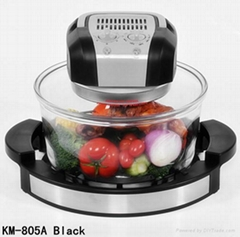 2012 Best Selling Home Appliance 12L Halogen Oven KM-805A