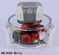 Glass Halogen Oven with 12Liters
