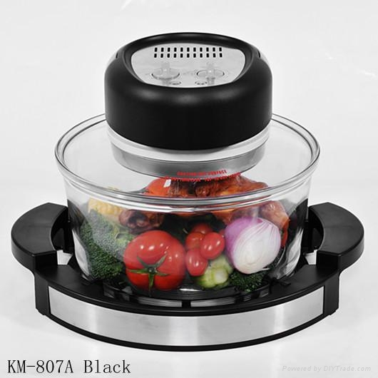 Electric convection oven (KM-807A hot sell model)  3
