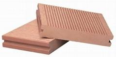 wood composite decking floor