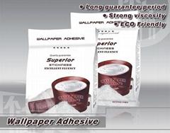 ECO friendly all purpose wallpaper adhesive powder