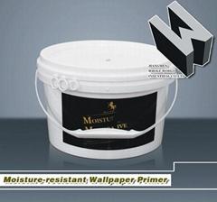 moisture-resistant wallpaper adhesive