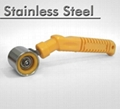 stainless steel press wheel for