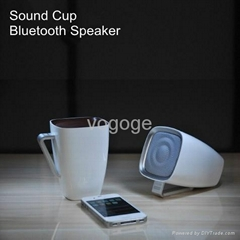 Aluminum wireless bluetooth speakers