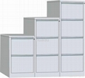 KD steel vertical file cabinet