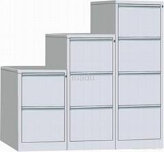 KD steel vertical file cabinet