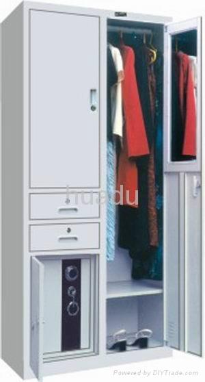 KD steel heavy-duty storage locker  1