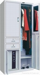 KD steel heavy-duty storage locker