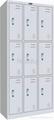 KD metal storage conbination locker,