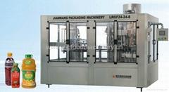 fruit juice & tea production machine