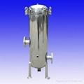 單芯固定式精密過濾器