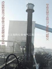 焦爐煤氣放散點火系統