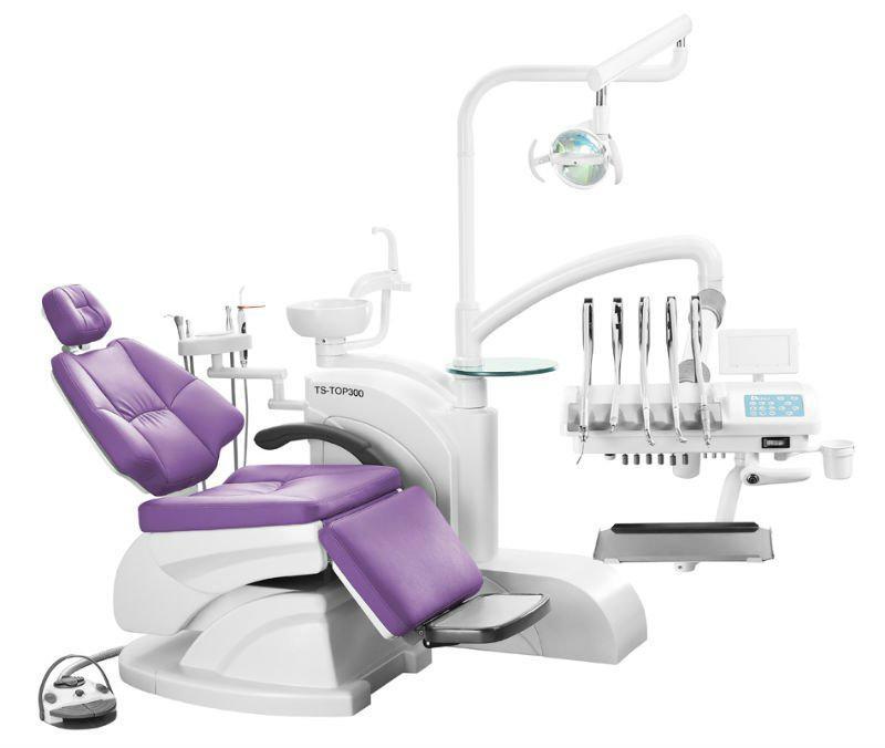 Ts Top300 Folding Dental Chair Ts Top300f Detes China