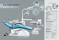 TS-TOP308 Deluxe Dental Chair
