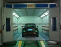 Car Spray Bake Booth  1